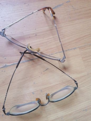 2 rame ochelari originale. Citiți anunțu. Giorgio Armani și Marc Polo.