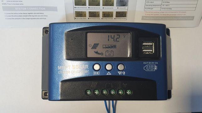 Controller solar fotovoltaic MPPT 100A