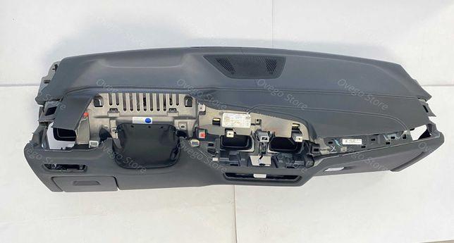Plansa bord originala BMW X5 G05 X6 G06 X7 G07 piele