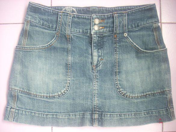 Esprit - Оригинална дънкова пола