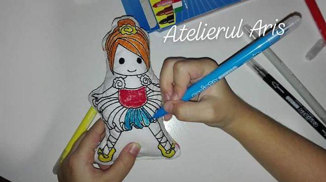 Jucării de colorat