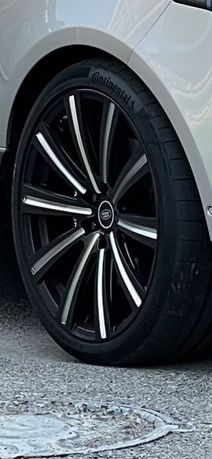 Диски R 23 Avangarde -кованные. 5- 120 на Range Rover Vogue кованные.