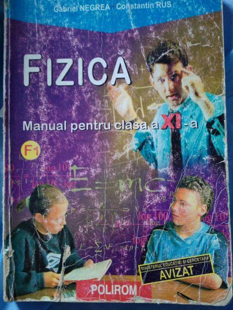 Manual de fizica clasa a 11 a