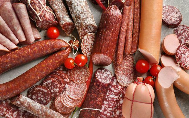 Утилизированая колбаса