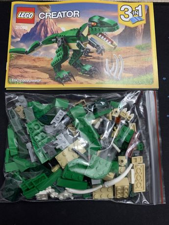 Lego Creator Динозавр