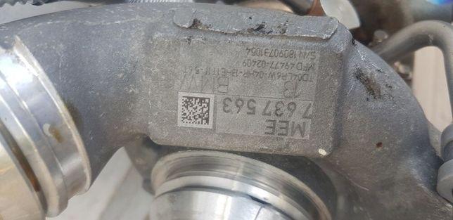 Turbo turbina turbosuflanta bmw f20 f30 f32 b48b20b