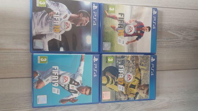 FIFA 15,17,18,19 pentru PS4