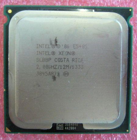 Процесор Intel® Xeon® E5405