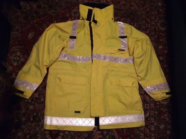 Куртка светоотражающая (зима) европейская спецодежда
