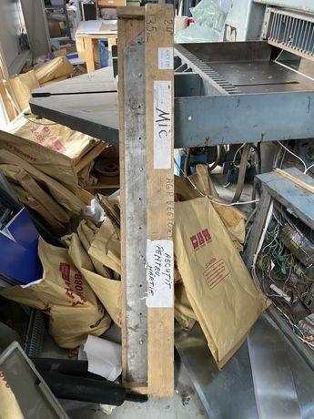 Cutit ghilotina HS Adast Maxima,1350X120 mm,nou, ascutit pentru hartie