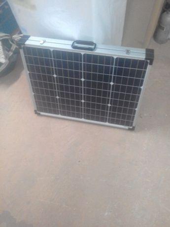 сгъваем соларен куфар 110вата
