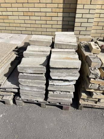 Водосток бетонный, отливы, сливы бетонные