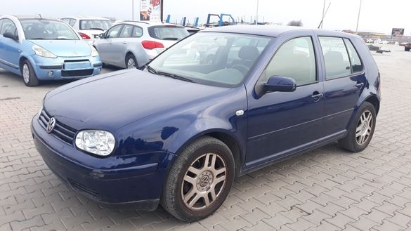 VW Golf 1.9tdi/116hp ATD