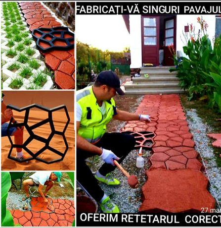 OFERTA 4+5 gratis matrite pavaj forme pavele meserias constructi dale