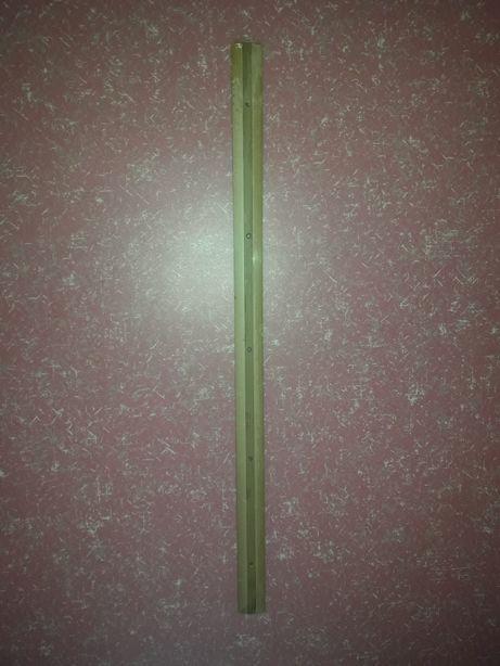 Порог алюминиевый 75 см * 3,8 см