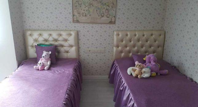 Кровати + шторы в подарок