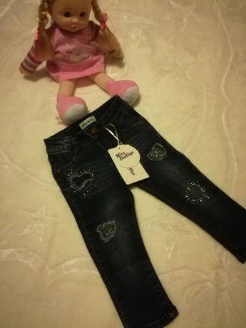 Детски дънки размер 18 месеца