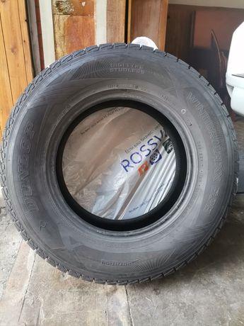 Резина зимняя липучка Dunlop