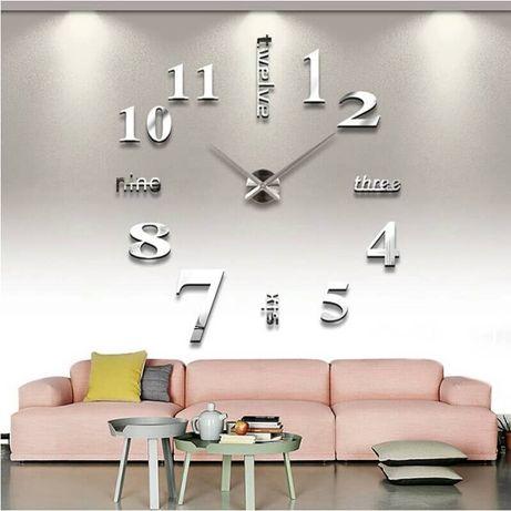 Разпродажба 3d Стенен часовник 3Д часовник 3D голям стенен часовник