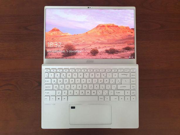 Ультра легкий Ноутбук MSI Prestige 14, i5