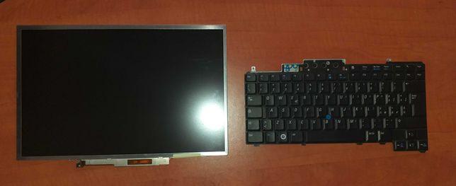 Display laptop dell, Și tastatura
