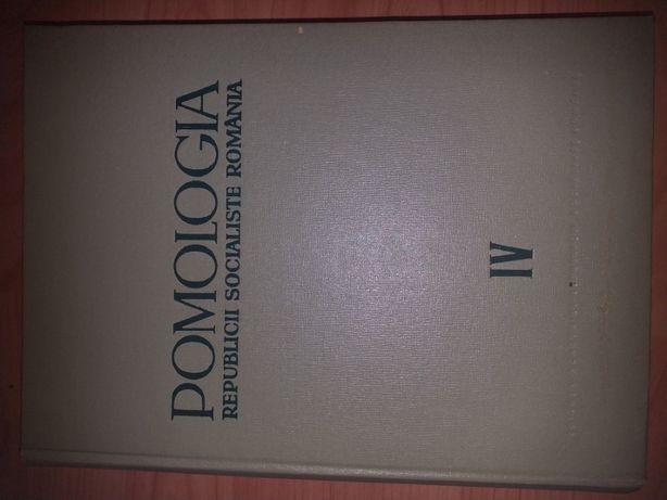 Pomologia R.S.R. vol. IV. Prunul, ciresul, visinul, cornul