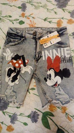 Модерни сладки дънкови панталонки