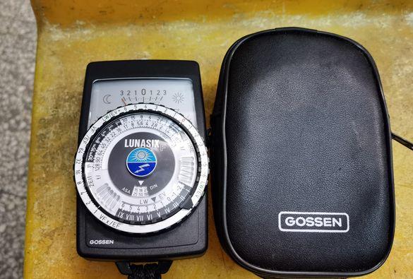 Уред за измерване на светлина/светломер Lunasix F