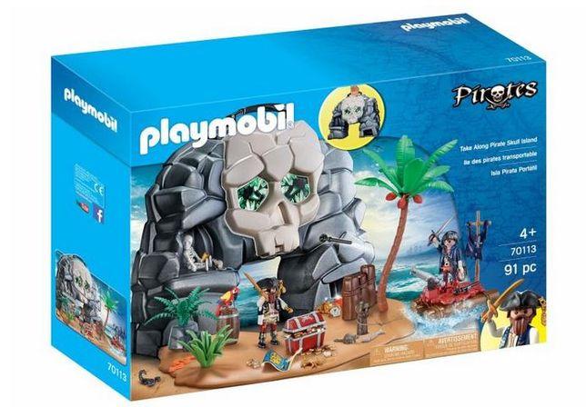 Playmobil Set Mobil Pirati -- Transport gratuit