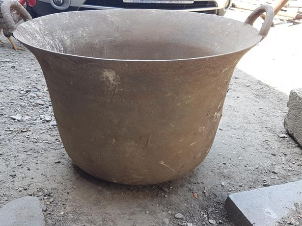 Cazan fonta 70 litri