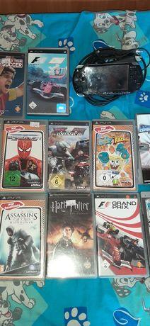 PSP с 19 игри намалено