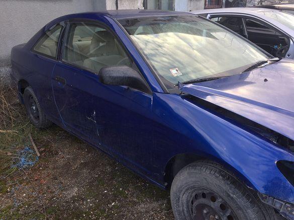 Honda Civic Coupe EM2/ Хонда Сивик купе на части.!