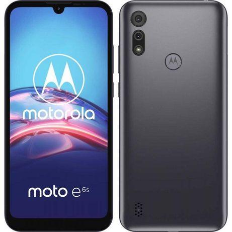 "Telefon Motorola Moto E6s 2020 64GB 4G 6.1"" Dual SIM Gray nou sigilat"