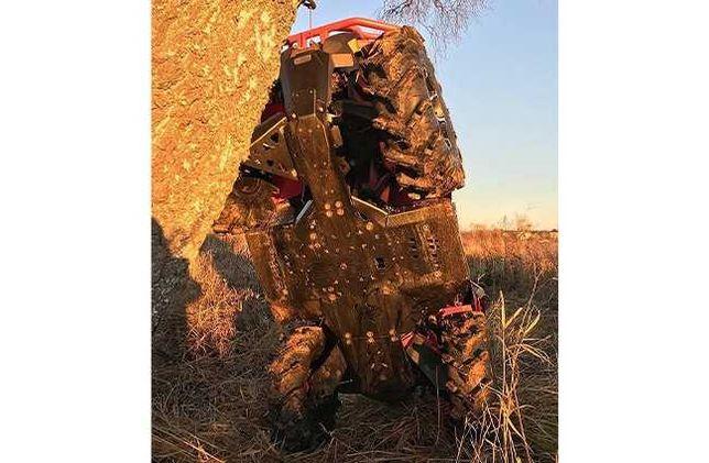 Scut protectie ATV full kit plastic Can-Am G2 Outlander MAX 2017-2018