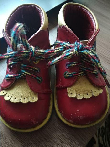 Ортопедическая детская обувь ботинки