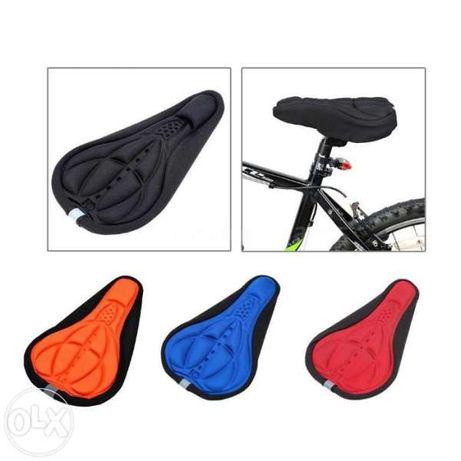 Нови меки и удобни калъфи за седалки за велосипеди колело удоабство и