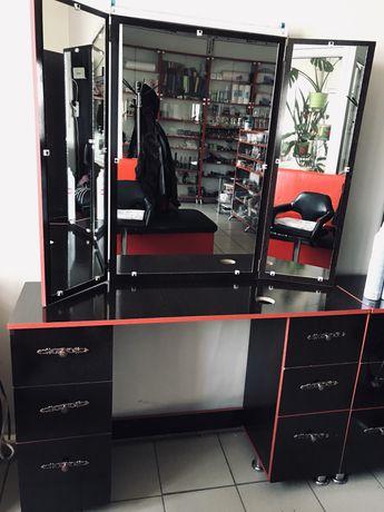 парикмахерская зеркало