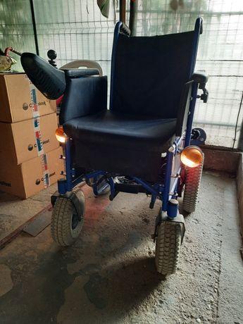 Carut electric pentru persoane cu handicap