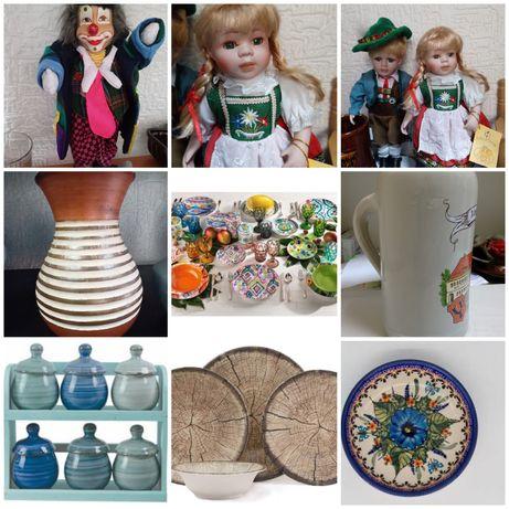 Produse uz casnic second hand : vesela, decoratiuni,vintage, jucarii