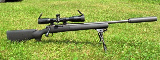 Pusca *Metalica* PUTERNICA!! cu LUNETA AIRSOFT aer comprimat ARC 6mm