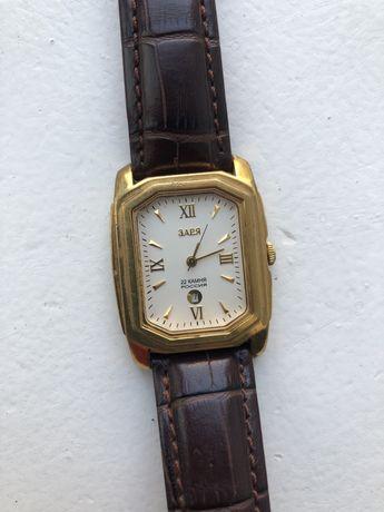 Часы « Заря » 22 камня Россия механические