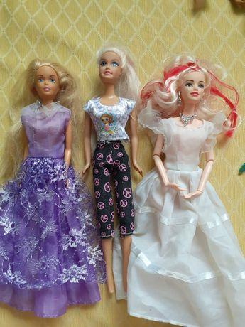 Продам разные игрушки для девочек