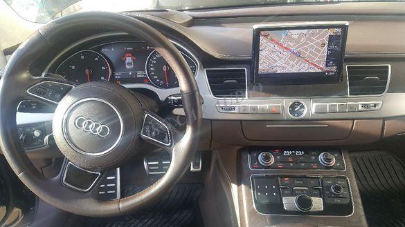 Audi диск и обновяване на софтуер навигация