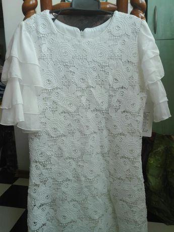 Дантелена рокля-65 %