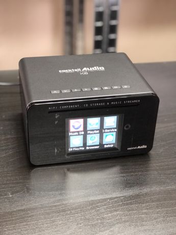 Mini Hi-Fi аудио система Cocktail Audio X10 - Black Edition