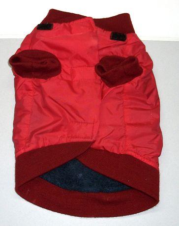 Vand haina pentru caine rosie