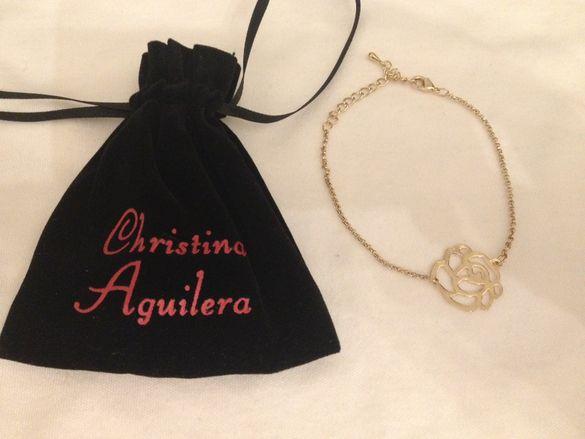 Christina Aguilera оригинална гривна фирмена торбичка