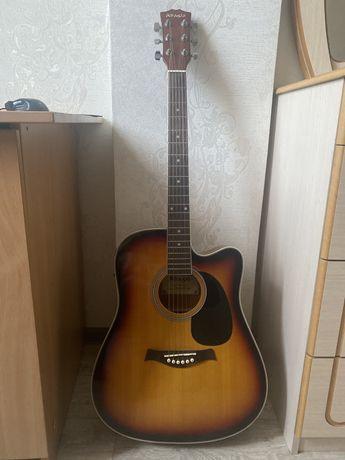 Гитара  adagio электроакустика в отличном состоянии