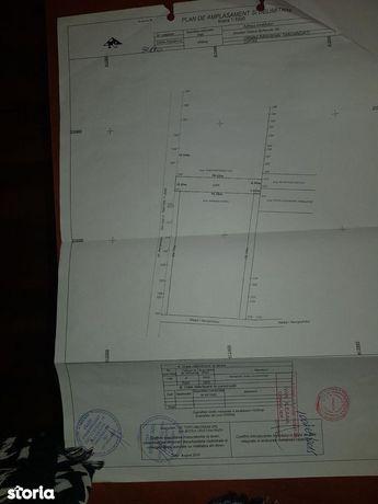 Teren intravilan 1000 mp Hanul cu Ponei Carcea