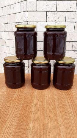 Dulceata ecologica de prune, livada si productie proprie,720 ml/borcan